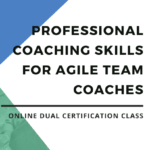 Professional Agile Team Coach