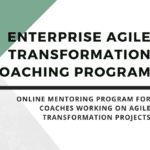 Agile transformation coach