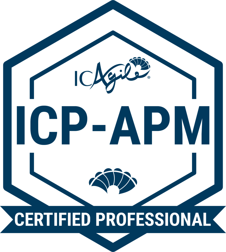 Agile project management & delivery ICP-APM The Agile Company